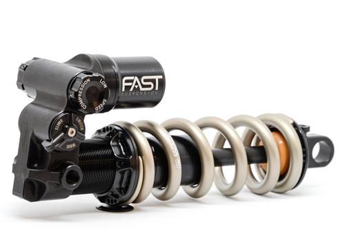 FastSuspension Fenix Evo rear shock Trunion