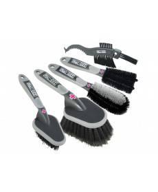 Muc-Off Brushes kit 5pcs